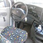 Ford E450 18 passenger charter shuttle coach bus for sale - Gas 8
