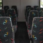 Chevy C3500 14 passenger charter shuttle coach bus for sale - Gas 5