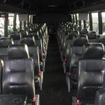Freightliner M2 48 passenger charter shuttle coach bus for sale - Diesel 5