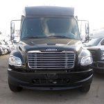 Freightliner M2 48 passenger charter shuttle coach bus for sale - Diesel 2