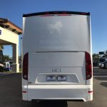 MCI 57 passenger charter shuttle coach bus for sale - Diesel 4