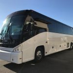 MCI 57 passenger charter shuttle coach bus for sale - Diesel 3