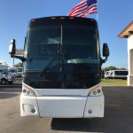 MCI 57 passenger charter shuttle coach bus for sale - Diesel 2