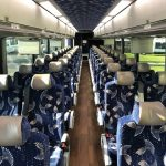 MCI 57 passenger charter shuttle coach bus for sale - Diesel 5