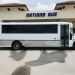 International 3200 33 passenger charter shuttle coach bus for sale - Diesel 2