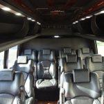 GM G4500 13 passenger charter shuttle coach bus for sale - Gas 6