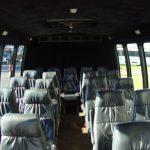 Ford E450 21 passenger charter shuttle coach bus for sale - Gas 6