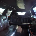 Lincoln Town Car 6 passenger charter shuttle coach bus for sale - Gas 5