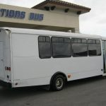 Ford E450 24 passenger charter shuttle coach bus for sale - Gas 4