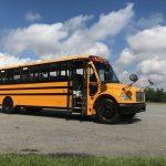 Freightliner  71 passenger charter shuttle coach bus for sale - Diesel 1