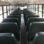 Freightliner  71 passenger charter shuttle coach bus for sale - Diesel 6