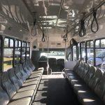 Chevy C5500 30 passenger charter shuttle coach bus for sale - Gas 5