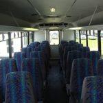 Ford F550 32 passenger charter shuttle coach bus for sale - Diesel 5