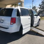Dodge Caravan  5 passenger charter shuttle coach bus for sale - Gas 7