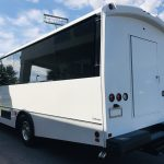 Freightliner M2 37 passenger charter shuttle coach bus for sale - Diesel 6