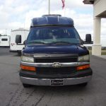Chevy G3500 12 passenger charter shuttle coach bus for sale - Gas 2
