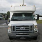 Ford E350 8 passenger charter shuttle coach bus for sale - Gas 2
