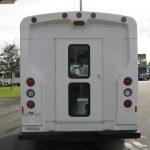 Ford E350 8 passenger charter shuttle coach bus for sale - Gas 4