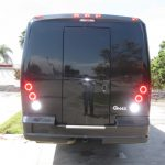 Freightliner M2 48 passenger charter shuttle coach bus for sale - Diesel 4