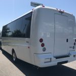 Ford F550 28 passenger charter shuttle coach bus for sale - Gas 4