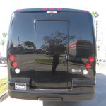 Freightliner M2 38 passenger charter shuttle coach bus for sale - Diesel 4