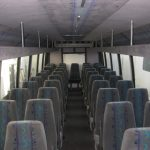 International  45 passenger charter shuttle coach bus for sale - Diesel 5