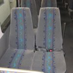 International  45 passenger charter shuttle coach bus for sale - Diesel 7