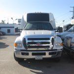 Ford F650 32 passenger charter shuttle coach bus for sale - Diesel 2