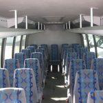 Ford F650 32 passenger charter shuttle coach bus for sale - Diesel 5