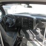 Chevy C5500 30 passenger charter shuttle coach bus for sale - Propane 8