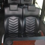 Freightliner M2 48 passenger charter shuttle coach bus for sale - Diesel 7