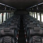 Freightliner M2 48 passenger charter shuttle coach bus for sale - Diesel 5