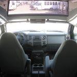 Ford F650 32 passenger charter shuttle coach bus for sale - Diesel 7