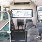 Ford E350  9 passenger charter shuttle coach bus for sale - Gas 5