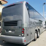 MCI 56 passenger charter shuttle coach bus for sale - Diesel 4