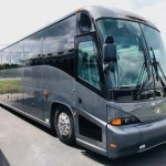 MCI 56 passenger charter shuttle coach bus for sale - Diesel 1