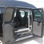 Ford E150 9 passenger charter shuttle coach bus for sale - Gas 5