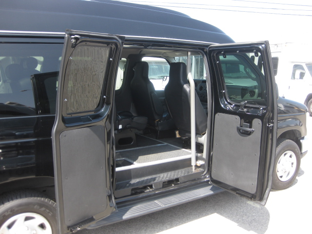 2012 National Van Executive Conversion Van