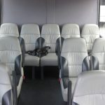 Chevy C3500 11 passenger charter shuttle coach bus for sale - Gas 5