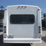 Ford E450 18 passenger charter shuttle coach bus for sale - Gas 4