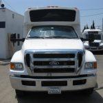 Ford F650 36 passenger charter shuttle coach bus for sale - Diesel 2