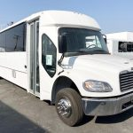 Freightliner M2 41 passenger charter shuttle coach bus for sale - Diesel 2