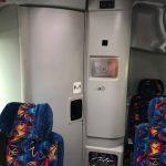 MCI 56 passenger charter shuttle coach bus for sale - Diesel 6