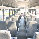 Freightliner M2 41 passenger charter shuttle coach bus for sale - Diesel 8
