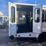 Ford E350  9 passenger charter shuttle coach bus for sale - Gas 8