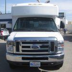 Ford E350  9 passenger charter shuttle coach bus for sale - Gas 2