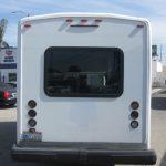 Ford E350  9 passenger charter shuttle coach bus for sale - Gas 4