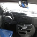 Ford E350  9 passenger charter shuttle coach bus for sale - Gas 7