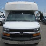 Chevy 4500 20 passenger charter shuttle coach bus for sale - Gas 2
