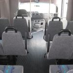 Ford E350  12 passenger charter shuttle coach bus for sale - Gas 6